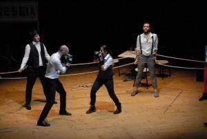 Sciailoc in scena al XII° Concorso Teatrale Nazionale Rafanelli - Circolo ARCI Bottegone @ Casa del Popolo | Bottegone | Toscana | Italia