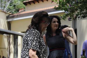 Mary Pacini e Vania Della Bidia