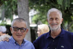 Stefano Fanucchi e Renato Malfatti