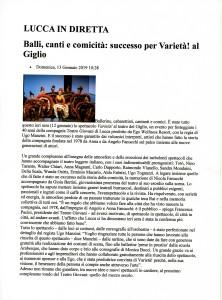Varietà - Lucca in diretta719